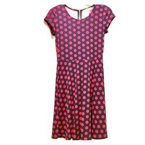 🎁 NWT Michael Kors polkadot dress